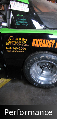 Removable Heat-Shield Insulation Blankets | Clark Services