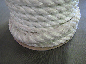 Fiberglass Twisted Lagging Rope