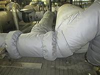 Heat Shield Insulation Blankets Clark Services