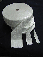 Fiberglass Heat Wrap Tape